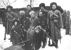 Terek Cavalry of the Russian Civil War