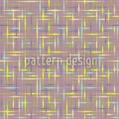 Textus Brown designed by Kerstin Nolte, vector download available on patterndesigns.com Vector Pattern, Surface Design, Design Inspiration, Star, Patterns, Brown, Fabric, Block Prints, Tejido