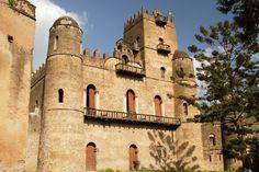 Fasilides Castle, Ethiopia.-medieval castles around the world - Página 2 - SkyscraperCity