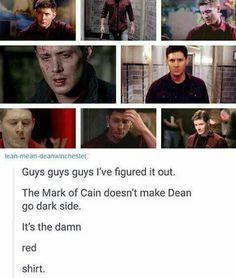 I haven't seen this ep yet but if I remember correctly...didn't Cain kill his brother? Nonononononono!!!!! Myyyyyy heeeaaaarrrrtttt!