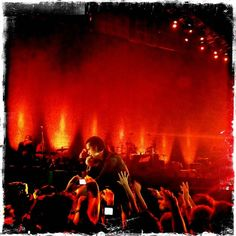 Nick Cave and The Bad Seeds, Lucca