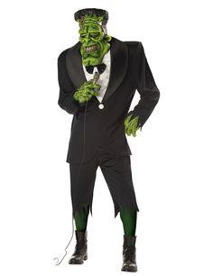 Mens Big Frank Frankenstein Scary Halloween Adult Fancy Dress Up Costume Halloween Kostüm Joker, Joker Halloween Costume, Wholesale Halloween Costumes, Halloween Fancy Dress, Adult Halloween, Halloween Ideas, Halloween Tricks, Holiday Costumes, Halloween Pictures