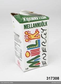 Mjölkpaket