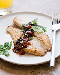 Tilapia with Spicy Garlic Oyster Sauce