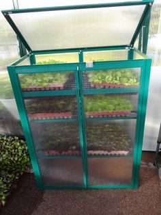 Polycarbonate Greenhouses Australia, Glasshouses | Mini Space Saver - Polycarbonate Greenhouses Australia, Glasshouses