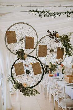 Matrimonio Party Style: WEDDING WHEEL