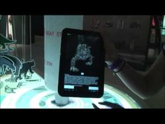 Augmented reality for museums through smartphones - YouTube