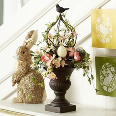 Spring Meadow Topiary