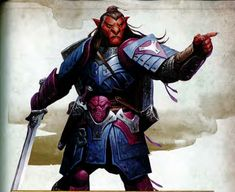 Hobgoblin Warlord. This motherfucker is going to be a tough one. Prepare yourself.