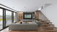 Private House Interior Design made by: Zambaut-Design Home Interior Design, Exterior Design, Interior And Exterior, Villa, Architecture, Instagram, House, Furniture, Home Decor