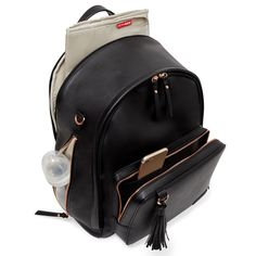 Baby Care Reasonable Fashion Pu Leather Backpack Brown Black Handbag Shoulder Bags Multifunction Diaper Bag Backpack Maternity Changing Bag Nappy Bag To Produce An Effect Toward Clear Vision Nappy Changing