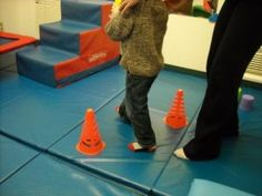Obstacle Courses can mix up your normal routine with both fine and gross motor!