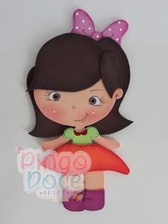 Disney Characters, Fictional Characters, Minnie Mouse, Samara, Manga, Diy, Color Crafts, Handmade Dolls, Boy's Day