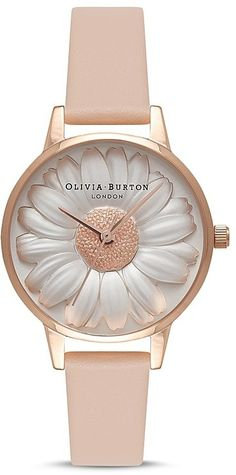 Olivia Burton 3D Daisy Watch, 30mm. Watch fashions. I'm an affiliate marketer. When you click on a link or buy from the retailer, I earn a commission.
