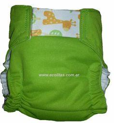 Pañal  ecolitas modelo koala