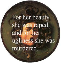 athena idea at original site Greek Mythology Quotes, Medusa Greek Mythology, Greek Goddess Art, Mythology Books, Greek Gods And Goddesses, Greek Art, Dark Quotes, Strong Quotes, Names That Mean Wolf