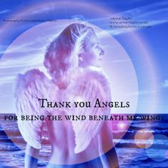 Gratitude for the Angels all around ...Angels