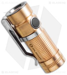 Olight S1-Cu Baton Rose Gold Copper Flashlight Cree XM-L2 LED (500 Lumens)