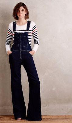 Citizens of Humanity Olivia Overalls: the only time overalls have ever looked good.