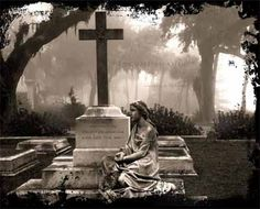 Lawton Monument in Bonaventure Cemetery in Savannah, GA. It is definitely on my To-Do list of places to visit.