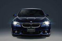 """「BMW 5シリーズCelebration Edition """"BARON""""(セレブレーション・エディション・バロン)」<br />"""