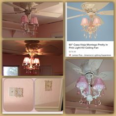 Ceiling fan installed (purchased at Lamps Plus) and the switch plates are a perfect match- gold crown moulding next