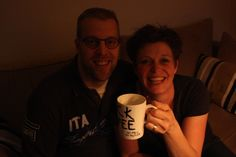 12 April - Black Coffee goes to Voorthuizen. My dearest aunt and uncle :)