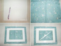 How to Make a Fabric Picture Frame: 16 Steps - wikiHow