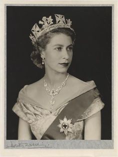 Queen Elizabeth has been the only monarch of England (since 1953)