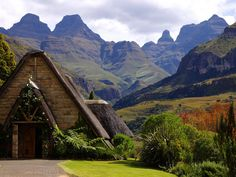 Drakensberg Cathedral Peak Hotel South Africa, Africa Set in a prime location of Drakensberg, Cathedral Peak Hotel puts everything the city has to offer just outside your doorstep. Offering a variety of facilities and services, the hotel provides all you need for a good night's sleep. Free Wi-Fi in all rooms, 24-hour security, chapel, daily housekeeping, 24-hour front desk are there for guest's enjoyment. Guestrooms are fitted with all the amenities you need for a good night's...