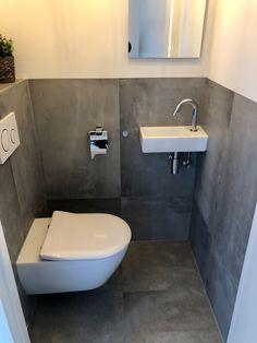 Toilet Design, Small Bathroom, Bathrooms, Powder Room, Tiles, House, Future, Home Decor, Guest Toilet