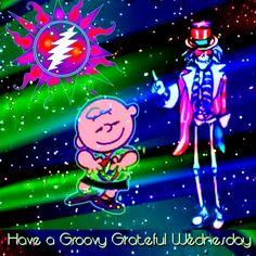 Grateful Dead #Peanuts