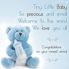 congratulation messages for a newborn baby are supposed to ooze the magic of the moment and your wishes for the new parents should make them smile