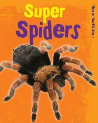 New Book for Kids: Super Spiders | Wrapped in Foil