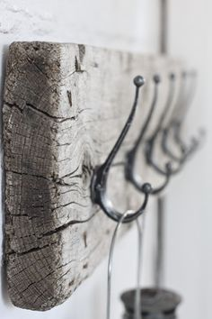 Love the raw, gray toned wood.  Perfect! Use!