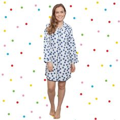 Nightwear for comfort Nightwear, It Is Finished, Fabric, Cotton, Dresses, Style, Fashion, Tejido, Vestidos