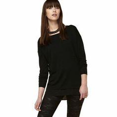 Hallhuber Oversize-Pullover
