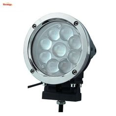 55.00$  Watch here - http://alit3u.shopchina.info/go.php?t=32302805068 - Super Bright Silver Black 5.5 Inch 45W LED Headlight for Wrangler F150 Offroad 4*4 SUV ATV 55.00$ #aliexpressideas