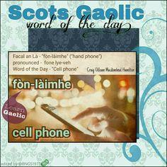 LallybrochGathering (@LallybrochG)   Twitter Scottish Gaelic Phrases, Scottish Words, Gaelic Words, Celtic Music, Word Of The Day, Good To Know, Scotland, Irish, Languages