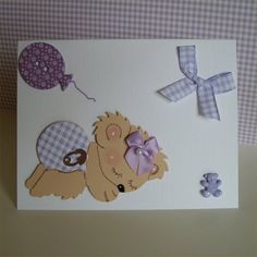 New Baby Card £2.50