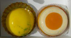Lipstick ananas et Tarte mangue vanille de #DesGateauxetduPain. A découvrir sur : http://www.footingetfood.fr/2013/04/18/9-km-depart-luxembourg-direction-la-patisserie-des-gateaux-et-du-pain/