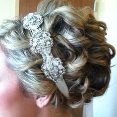 Jords wedding hair