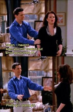 """When Jack knew how to de-escalate a Karen meltdown. 