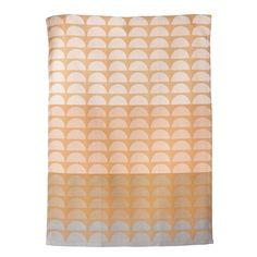 Bridges Kjøkkenhåndkle 50x70 cm, Rose, Ferm Living