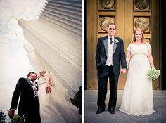 Beautiful Wedding at the LDS Temple in Kensington MD - http://www.ldsfavorites.net/beautiful-wedding-at-the-lds-temple-in-kensington-md-6/  #LDSgems #lds #mormon #LDStemples