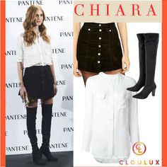 Chiara Ferragni Style Skirts, Outfits, Style, Fashion, Puppet, Women's Fashion, Clothes, Moda, Suits