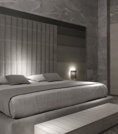 Joan Lao - wide & cool headboard
