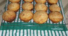 Recipe Coconut & Pineapple Muffins by jan, learn to make this recipe easily in your kitchen machine and discover other Thermomix recipes in Baking - sweet. Pineapple Muffins, Kitchen Machine, 5 Recipe, Sweet Recipes, Cookie Recipes, Deserts, Oven, Coconut, Vegetarian