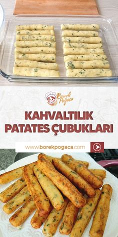 Potato Dishes, Food Dishes, Good Food, Yummy Food, Turkish Recipes, Frozen Yogurt, Food Design, Food Preparation, Healthy Life