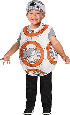 Star Wars Episode VII The Force Awakens  BB  8 Costume for Toddler -- Read more reviews of the product by visiting the link on the image.